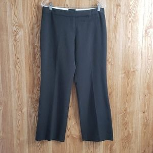 THE LIMITED Cassidy fit gray dress pant size 8